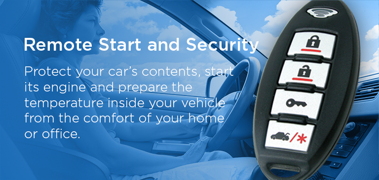 AstroStart Remote Start and Security Systems